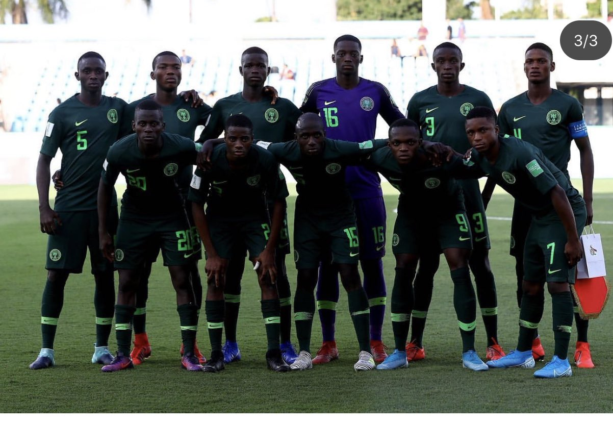 Again, Golden Eaglets leave it late to advance to the round of 16 in a dramatic win