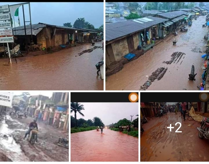 The many 'audio' projects in Igbo Eze north. By Newton Nnanna