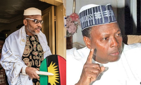 """Nnnamdi Kanu should be arressted if he steps into Nigeria"" Junaid Mohammed"