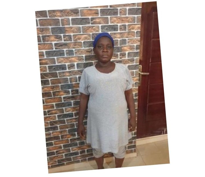 Woman arrested for killing her 2 day old grand daughter with sniper in Ogun.