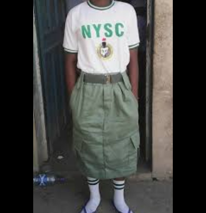 NYSC sacks members for refusing to put on trousers in camp.