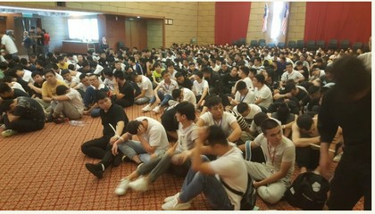 Over 1,000 Chinese Yahoo Yahoo members arrested in Malaysia.
