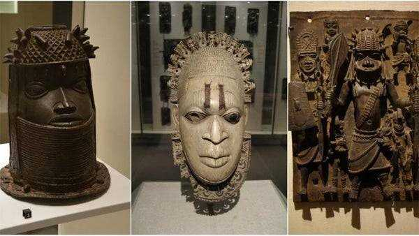 """Return our stolen Artefacts"" Lai Mohammed warns foreing nations.Oce"