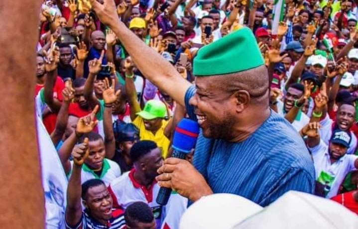 """Leave Politics And Face Your Spiritual Calling"" Ihedioha Warns Mbaka."