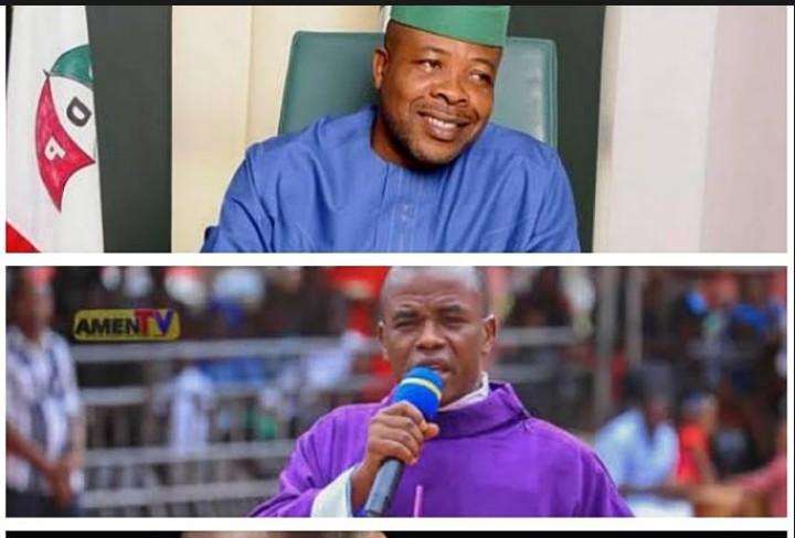 """Mbaka Has Fallen Below The Standard Expected Of Priest"" Archbishop."