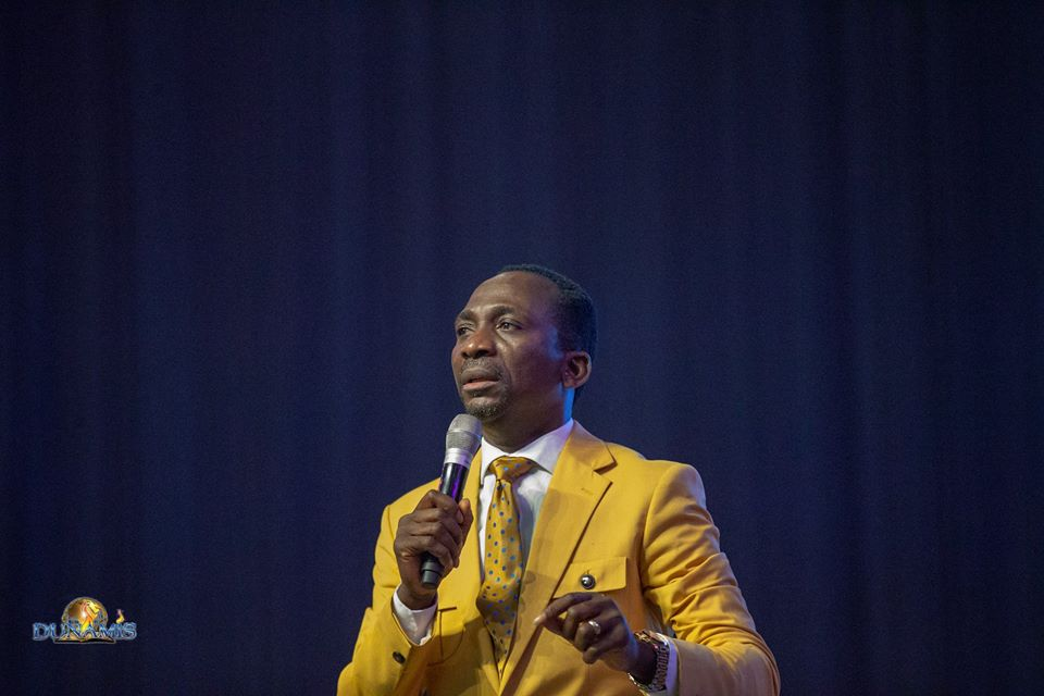 """There's War"", Paul Enenche Condemns The Killing Of Christians In Nigeria."