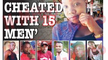 Woman With 15 Boyfriends Disgraced As Husband Leaks Her Love Affairs.