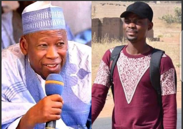 Ganduje Gives Katsina Trekker N500,000, Hajj Seat And Laptop