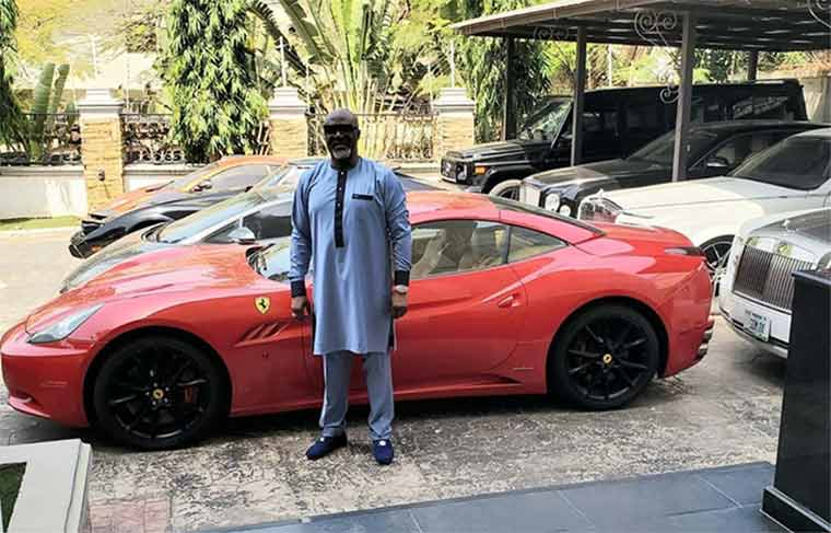 I Prefer Spending My Money On Cars- Dino Melaye