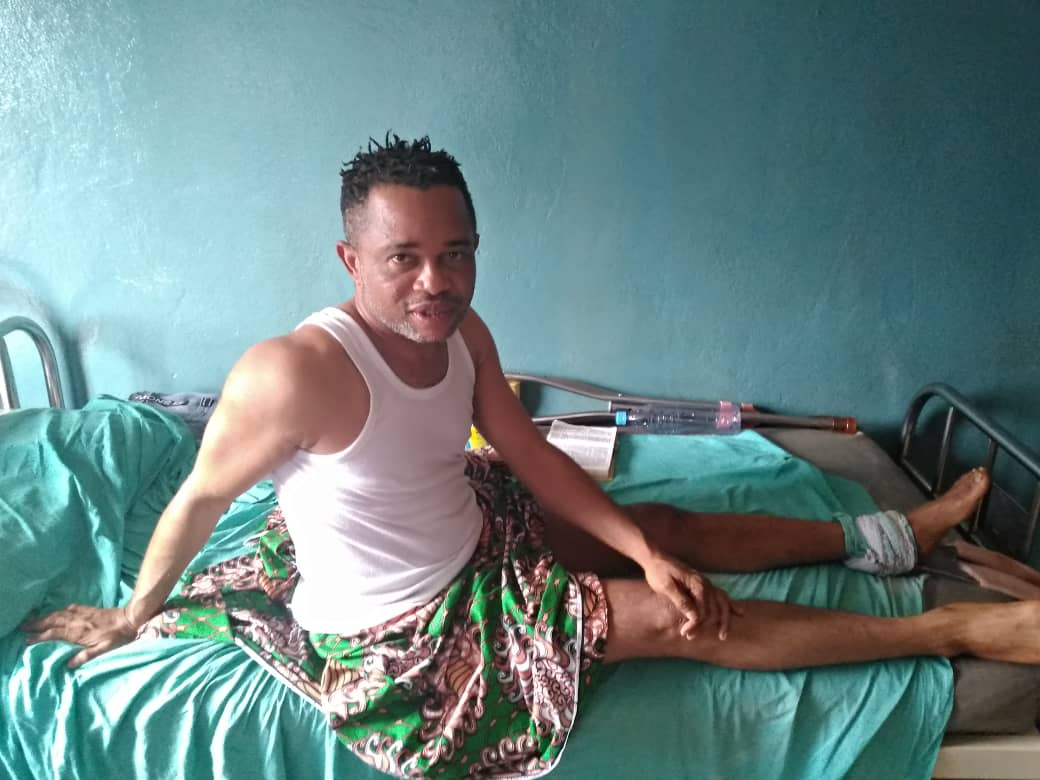 VIDEO: Actor Kingsley Orji(Egbeigwe) Now Bedridden, Begs For Assistance