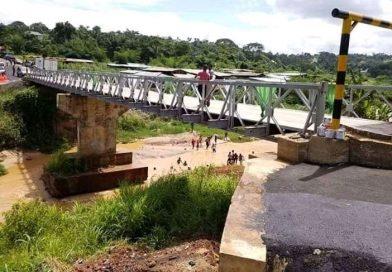 Gov Ugwuanyi Commissions 'World-class' Bridge In Enugu Community