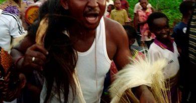 Inside The Annual Masquerade Festival In Enugu Community
