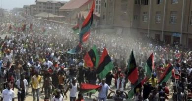 IPOB Declares Sit-At-Home On October 1st