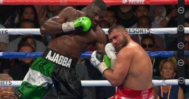 Efe Ajagba Joins Fury, Pacquiao At Top Rank Promotions