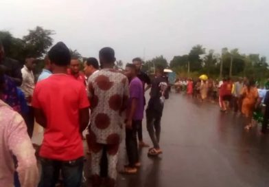 30 Feared Dead As Bus Retuning From Burial Plunges Into River In Ebonyi