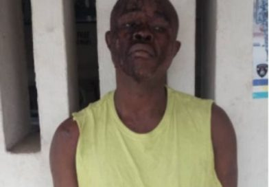 Police Arrest Man For Killing His Mother And Two Children In Anambra